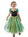 Costumes de Cosplay / Costume de Soiree Princesse Fete / Celebration Deguisement Halloween Vert Mosaique RobeHalloween / Noel / Le Jour