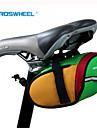 ROSWHEEL® cykel~~POS=TRUNC 0.8LSadelväska Vattentät / Vattentät dragkedja / Stötsäker / Bärbar Cykelväska 600D Polyester Pyöräilylaukku