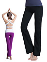 Pantalon de yoga Pantalon/Surpantalon Bas Sechage rapide Materiaux Legers Extensible Vetements de sport Femme Yogame®Yoga Pilates