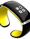 Brățări SmartRezistent la Apă Standby Lung Calorii Arse Pedometre Sporturi Ecran tactil Audio Control Mesaj Telefon Hands-Free Anti