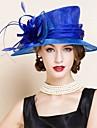 כובעים כיסוי ראש נשים חתונה / אירוע מיוחד פשתן חתונה / אירוע מיוחד חלק 1