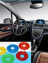 autocollant de voiture style fil de decoration autocollants automobiles interieurs automobiles decoration ligne 5m / pcs