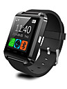 u8 smartwatch bluetooth reponse / camera message de controle des medias / anti-perdu pour android ios Smartphone /