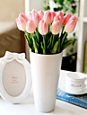 Plast Tulpaner Konstgjorda blommor