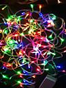 youoklight® multi-couleurs rgb 180 conduit noel / chaine de lumieres de decoration (18 metres / AC220-240V)