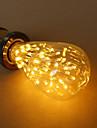 E27 ampoule 3w ST64 de Edison etoiles de la source de lumiere decorative