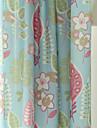 land curtains® två paneler Floral Print gardiner draperier