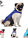 Cat / Dog Coat / Sweater / Shirt / T-Shirt / Vest Red / Blue Winter Classic Waterproof / Cosplay