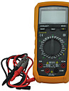 hyelec MS80 multifunktionell digital multimeter / motljus