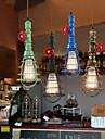 40W Lampe suspendue ,  Traditionnel/Classique / Rustique / Vintage / Retro Peintures Fonctionnalite for Style mini MetalSalle de sejour /