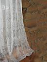 Två paneler Fönster Behandling Rustik / Modern / Nyklassisistisk / Medelhavet / Rokoko / Barock / Europeisk / Designer BedroomPoly/Bomull