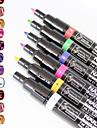 1st 3d spik målning penna stroke blomma penna nagellack penna 16color