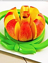 1 pieces Cutter & Slicer For Pour Fruit Acier Inoxydable Haute qualite / Creative Kitchen Gadget