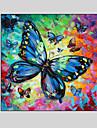 HANDMÅLAD fantasi / DjurModerna En panel Kanvas Hang målad oljemålning For Hem-dekoration