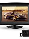 Camera de recul - 510 x 492 - 420 Lignes TV - 170° - 1/4 pouce CMOS couleur haute definition
