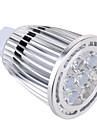 9W GU5.3(MR16) LED Spot Lampen MR16 7 SMD 850 lm Warmes Weiss / Kuehles Weiss Dekorativ AC 85-265 / AC 12 V 1 Stueck