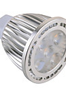 7W GU5.3(MR16) LED-spotlights MR16 5 SMD 630 lm Varmvit / Kallvit Dekorativ AC 85-265 / AC 12 V 1 st