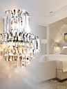 Wall Sconces Crystal Modern/Contemporary Glass