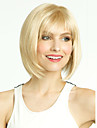 Women\'s Fashion Short Hair Wig Synthetic Wig with Full Bang
