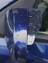 praktisk bil backspegeln regn ögonbrynet (2 stycken set)