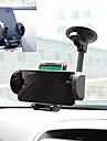 lebosh mobiltelefon Horder GPS fäste justerbar 360 graders luftutsläppet / suga