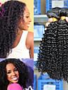 peruviens crepus boucles vierge de cheveux de la reine des cheveux 3pcs produits, cheveux boucles vierge peruvienne extensions de cheveux