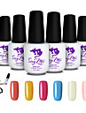 Sexy Mix Nail Gel UV Builder Nail Art Salon Strong False Tips Extension Polish 143 Colors