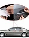 4pcs universelle invisible Car Styling griffes sur porte automobile tremblement de gerer de protection