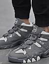 Chaussures Noir / Gris / Or Synthetique Basketball Homme