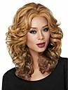 """ladys """"blandning kort syntetiskt hår våg peruker förlängningar tillräckligt lager"""