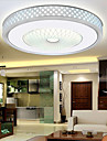 220V 42CM 5-10㎡Circular Dome Light Romantic Crystal  Lamp Led Light