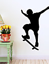 Mode / Personnes / Sports Stickers muraux Stickers avion , Vinyl stickers 58*90cm