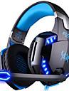 KOTION CHAQUE G2000 Casques (Bandeaux)ForOrdinateursWithAvec Microphone DJ Reglage de volume Jeux Sports Reduction de bruit Hi-Fi Controle