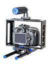yelangu® bärbara universal DSLR-kamera bur / BMCC bur med topp handtag för 5d3 5D2 7d