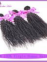 peruanska kinky lockigt jungfru hårknippena hantera obearbetade 7a peruanska djupt lockigt hår afro kinky lockigt hår