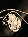 Han Edition Swan Long Women Sweater Necklace