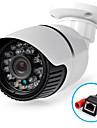 CCTV sony cms 24st lysdioder ir-cut inomhus bullet IP-säkerhet kameran 2.0MP 1080p p2p nätsäkerhet IP-kamera