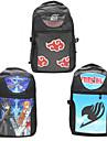 Väska Inspirerad av Sword Art Online Cosplay Animé Cosplay Accessoarer Väska / ryggsäck Svart / Röd / Blå Nylon Man