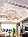 Montage du flux ,  Contemporain Argent Fonctionnalite for LED Metal Salle de sejour Chambre a coucher