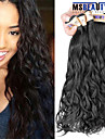 """4 pieces / lot 12 """"-22"""" 6a cheveux vierges malaisien vague naturelle de cheveux humains trames 100% cheveux remy malaisienne non"""