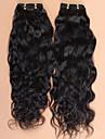 Human Hår vävar Brasilianskt hår Vattenvågor hår väver