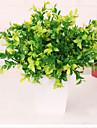 Plast / PU Plantor Konstgjorda blommor