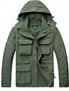 Randonnees Anorak fleece / Polaires Veste Coquille souple Veste Hauts/Tops HommeEtanche Respirable Garder au chaud Sechage rapide