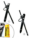 Vapen / Svärd Inspirerad av Sword Art Online Cosplay Animé Cosplay Accessoarer Svärd Svart Legering Man / Kvinna