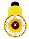 rk09 9 en 1 multifonctionnel specialisee helper beaute selfie avec objectif de la lumiere du flash