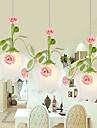 16W מנורות תלויות ,  מודרני / חדיש / Tiffany / גס אחרים מאפיין for קריסטל מתכתחדר שינה / חדר אוכל / מטבח / חדר מקלחת / חדר עבודה / משרד /