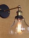 AC 110-130 / AC 220-240 40 E26/E27 Rustik Gyllene Särdrag for Glödlampa inkluderad,Stämningsljus Vägglampetter vägg~~POS=TRUNC