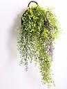 Une succursale Plastique Plantes Guirlande et Fleur Murale Fleurs artificielles 80CM