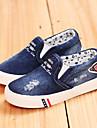Garcon / Fille-Exterieure / Decontracte / Sport-Bleu-Talon Plat-Confort / Bout ArrondiToile de jean