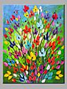 pictură în ulei moderne mână pur abstract remiză fara rama flori decorative pictură în ulei